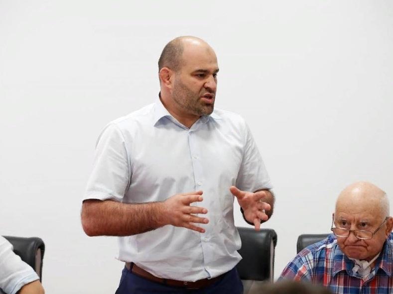 Новый глава борцовской федерации республики будет избран 30 августа