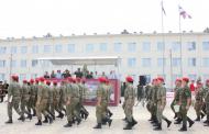 Батальон военной полиции вернулся из Сирии в Буйнакск