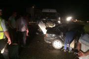 Микроавтобус попал в ДТП в Дагестане, есть пострадавшие