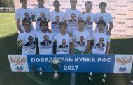 Юношеская команда «Анжи» допущена к Лиге чемпионов