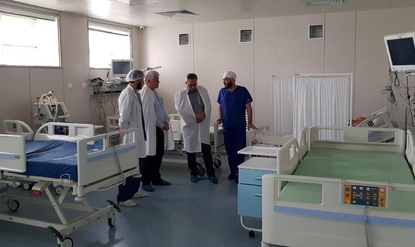 В Дагестане будут проводить все виды операций по стентированию сосудов сердца