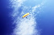 20 лет в небе. Дагестанский парапланерист - об экстремальных полетах