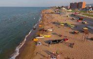 В Дербенте запретили купаться на городских пляжах