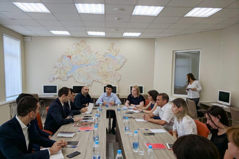 Делегация МФЦ Дагестана отправилась в Татарстан
