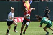 Хамидова не сыграла в заключительных матчах Кубка мира