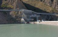 Машина упала в обрыв у Гоцатлинской ГЭС