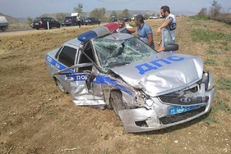 Три человека пострадало в ДТП на трассе