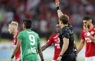 «Анжи» оштрафован за «неподобающее поведение команды»