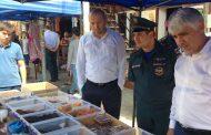 МЧС настаивает на закрытии Кизлярского универсального рынка