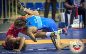 Инна Тражукова завоевала золото для Дагестана на чемпионате России