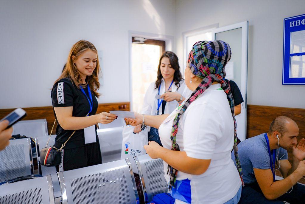 Форумы «Каспий-2018» и «РИФ.Кавказ» начали работу в Дагестане