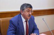 Исмаил Эфендиев освобожден от занимаемой должности