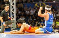Все четверо дагестанских вольников взяли медали на первенстве мира