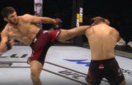Все пятеро дагестанских бойцов победили на турнире UFC в России