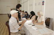 На выборах в Дербенте к полудню проголосовали около 50% избирателей
