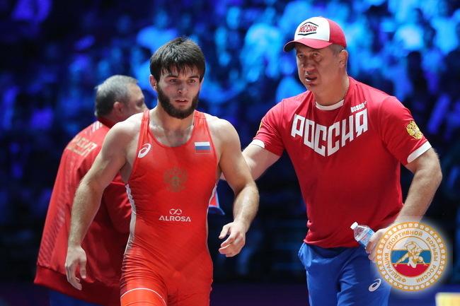 Гаджимурад Рашидов выиграл