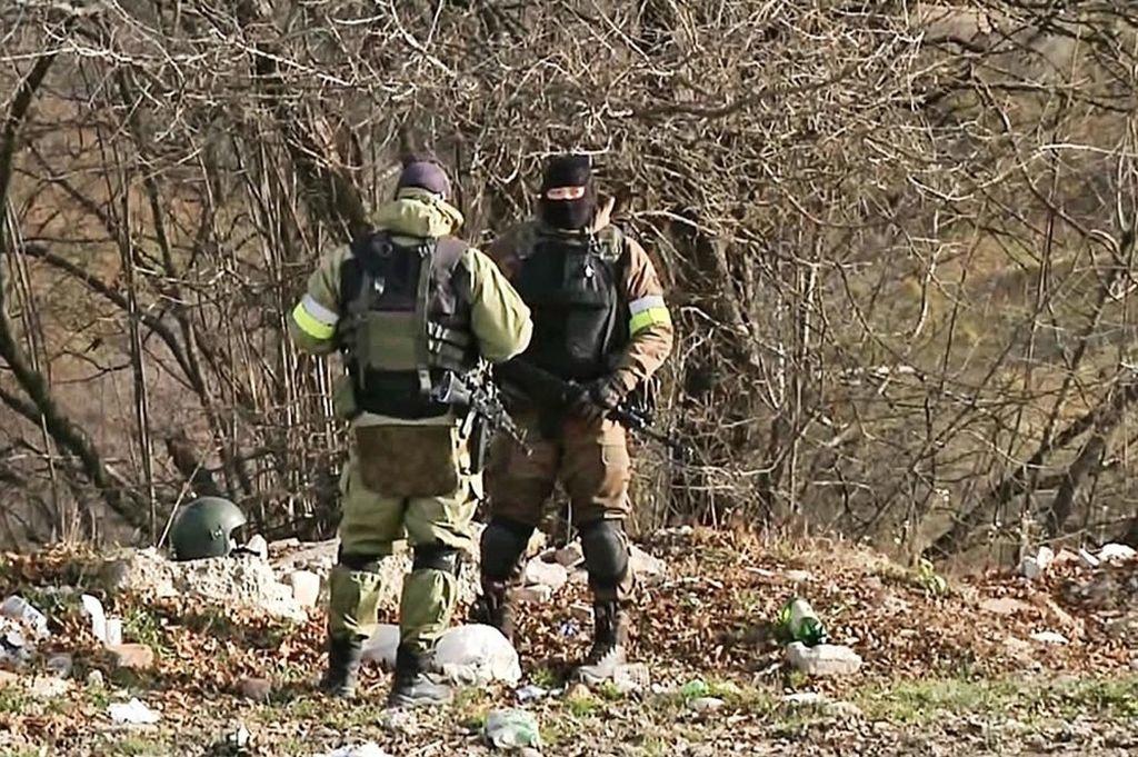 В перестрелке у поселка Талги убит боевик