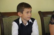 В Дербентском районе шестиклассника наградили за спасение ребенка