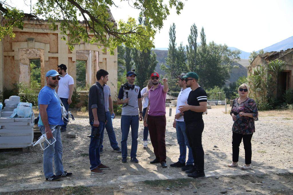 В Дагестане проходят съемки реалити-шоу «Завещание предков»