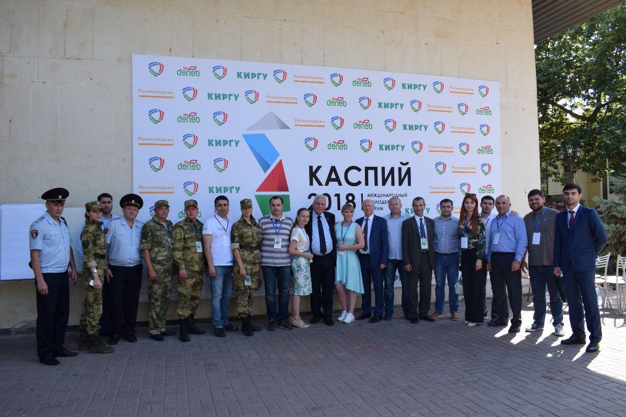 В Дагестане будет создано отделение ВПЦ «Вымпел»