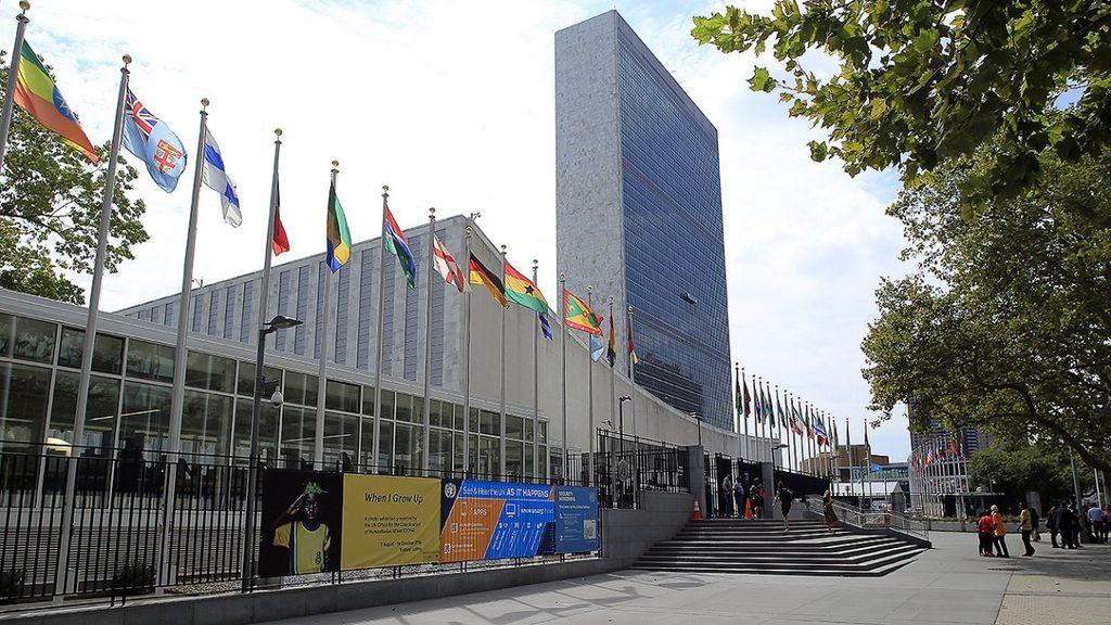 Школьник из Дагестана прошел стажировку в ООН