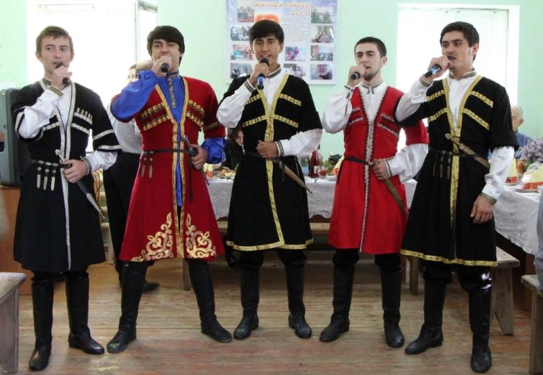 Фестиваль национальной песни «Песни Дагестана» прошел в Избербаше