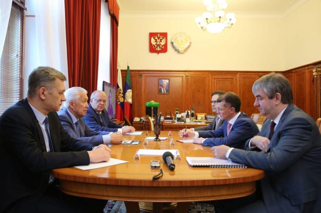 Глава Минтруда России прибыл в Дагестан