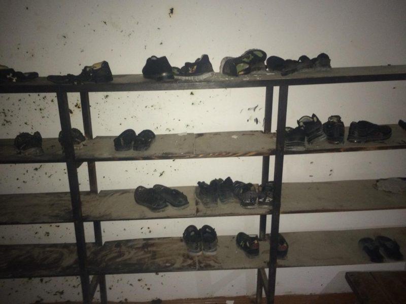 СК: Причиной взрыва в спортзале в селе Эбдалая стала утечка газа