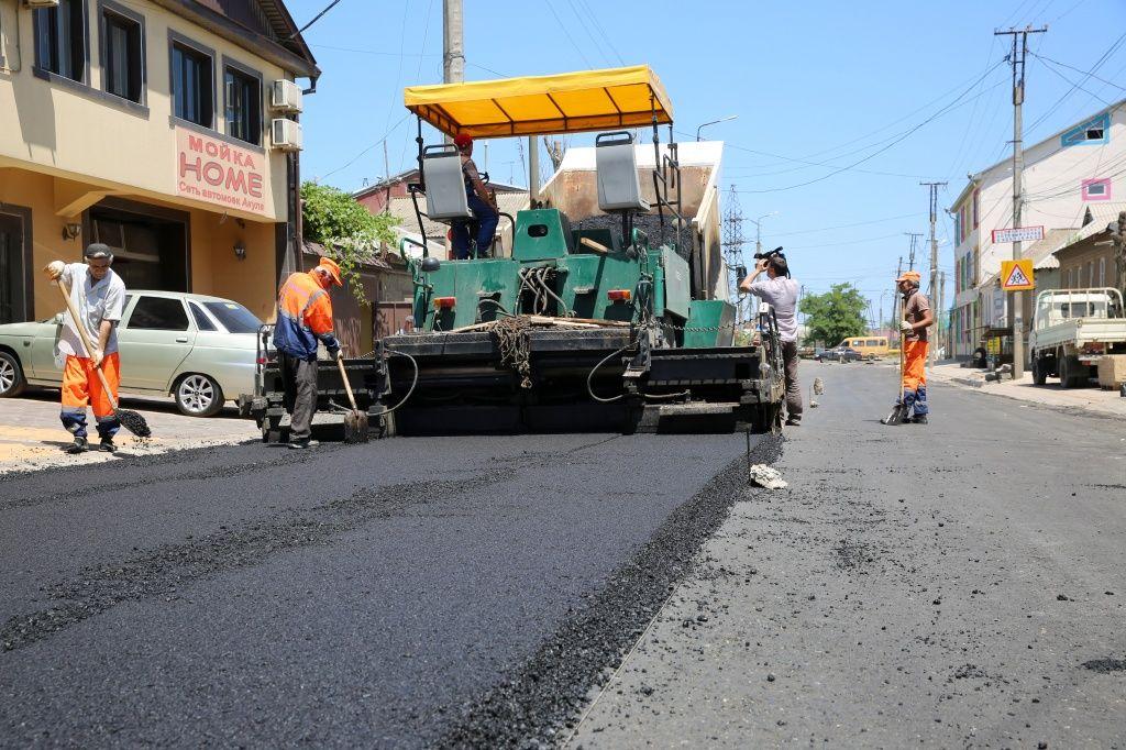 В Махачкале дополнительно отремонтируют 13 улиц