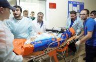 Трое пострадавших при взрыве газа в селе Эбдалая транспортированы в Нижний Новгород