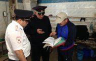 В Махачкале полицейские проводят операцию «Автомойка»