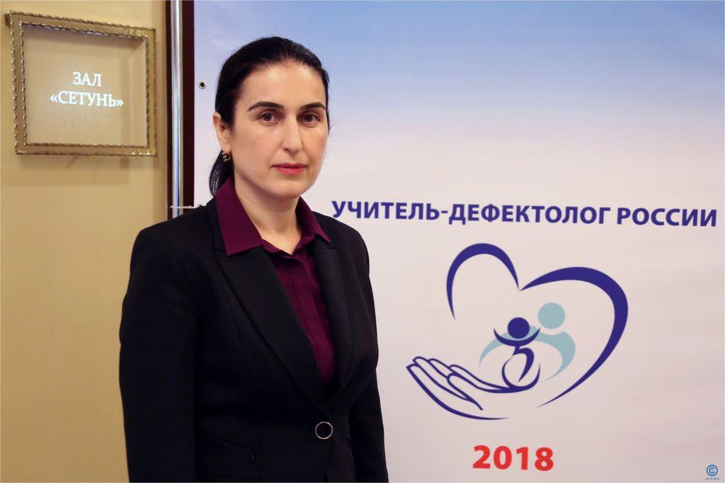 Дагестанка признана одним из лучших учителей-дефектологов РФ