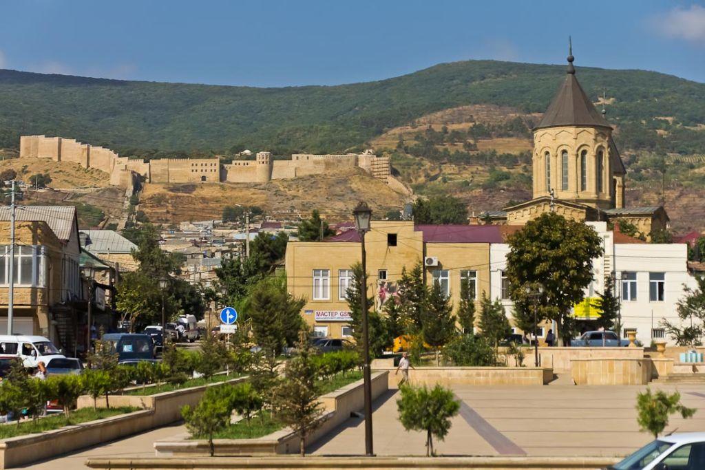 Дербент станет участником проекта «Умный город»