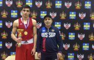 Дагестанец выиграл первенство Европы по боксу