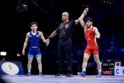 ЧМ по вольной борьбе: Рашидов взял серебро, Угуев – в финале