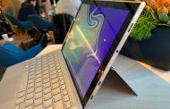 Samsung представил новый планшет Galaxy Book 2