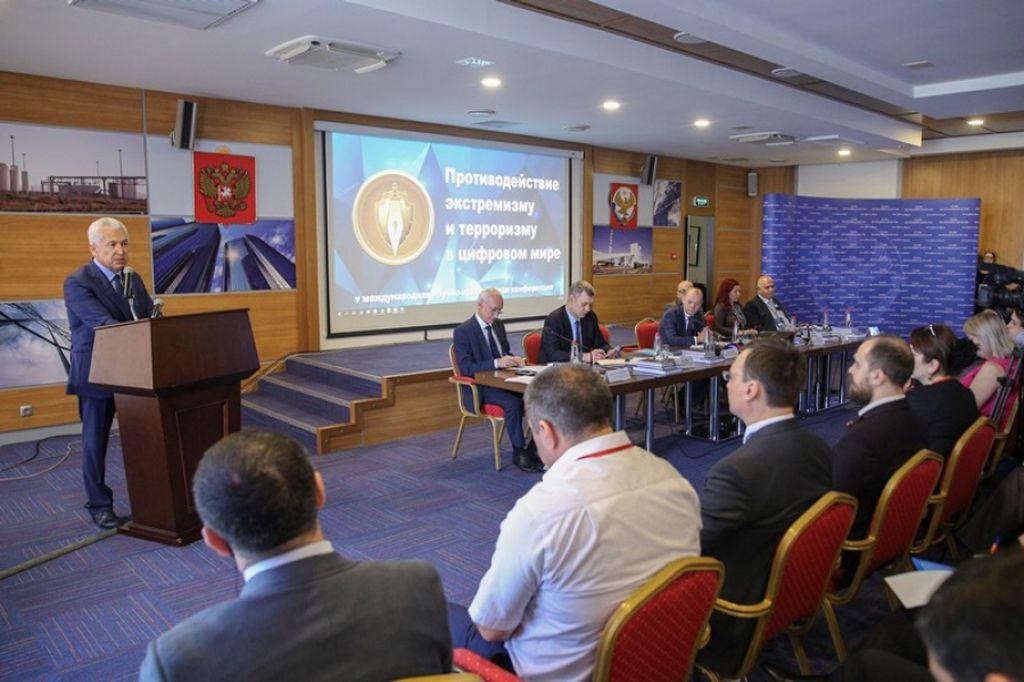 Владимир Васильев: Терроризм – это вызов всему человечеству